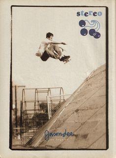 Jason Lee  skateboards