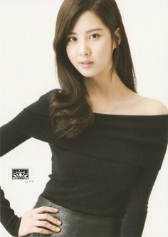 Seohyun #SNSD ★ Girl Generation // Merchant Fantasy Photo Card