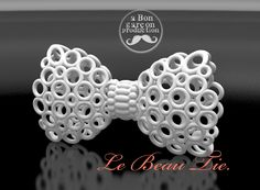 LE BEAU TIE [Bow Tie V3] by BonGarcon.