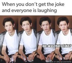 HAHAHAHA that face. | allkpop Meme Center