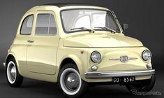 Classic Fiat 500 EV