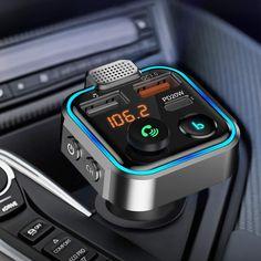 Banggood Coupon, Car Bluetooth, Prezzo, Siri, Coupons, Bass, Charger, Lights, Display