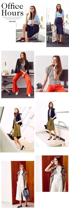 Shopbop – What to Wear to Work