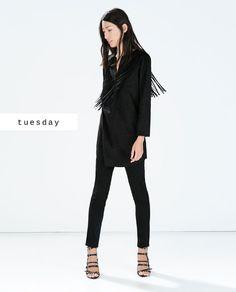 #zaradaily #tuesday #newthisweek #woman #dresses #aw14