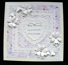 Blog tonic: Tonic Affections Anniversary card