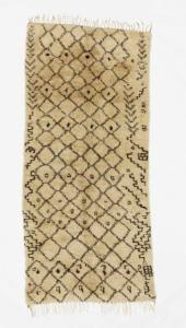 Beni Ourain Carpets : Remodelista