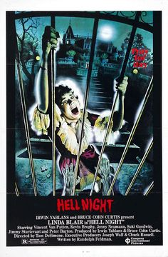 Hell Night  -Another classic '80s horror flick. Lots of crazy fun.