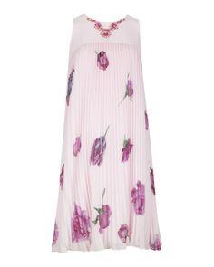 Tulip print dress - Pale Pink   Dresses   Ted Baker UK