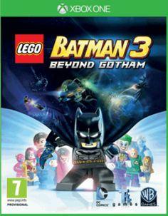 LEGO Batman 3: Beyond Gotham  Xbox One Cover Art