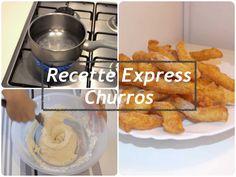 Recette express Churros