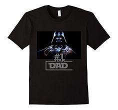 Star Wars #1 STAR DAD Darth Vader Father's Day T-Shirt - Male Small - Black Fun Tee http://www.amazon.com/dp/B018S296JC/ref=cm_sw_r_pi_dp_gYrCwb0G064A2
