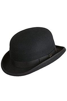 Raine Wool Bowler Hat at Amazon Women's Clothing store: