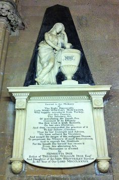 Tombstone Lady Mary W Montagu Lady Mary Wortley Montagu, Georgian, Regency, Women, Georgian Language, Woman