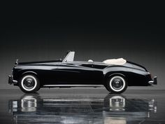 Rolls-Royce Silver Cloud Drophead Coupe