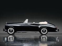 Rolls-Royce Silver Cloud Drophead Coupe