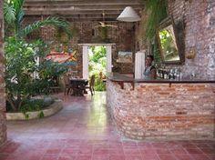 Bar - Hotel Florita, Jacmel Haiti