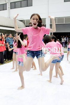 Michelle JKT48 Ballet Skirt, Skirts, Fashion, Moda, Tutu, Fashion Styles, Skirt, Fashion Illustrations