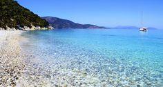 Playa Gidaki, Grecia
