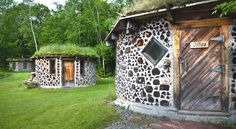 building an earthship home