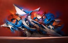 Does Graffiti in a Warehouse; Does Graffiti Interview