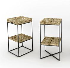 Product Design by Endri Hoxha — Barsa Stools