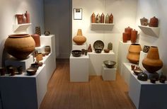 Rick Hintze's booth at the recent Smithsonian Craft Show in Washington DC. See this work on the Clay Collective's Spring Pottery Tour, May 4 & 5, at the Johnson Creek Clay Studio, Johnson Creek, WI.
