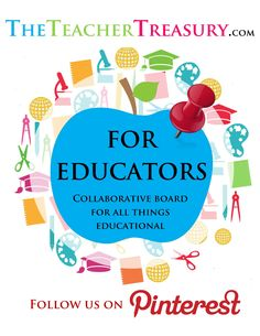 Collaborative Board for all things educational! Share your favorite pins here!