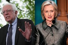 The 5 biggest policy differences between Bernie Sanders and Hillary Clinton - Vox. An ok article, soft on Clinton's waffling, and doesn't give Bernie credit for having detailed plans -down to the granular level- on how to accomplish his goals. But over all even-handed comparison.