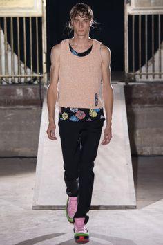 Raf Simons, spring/summer 2015 menswear