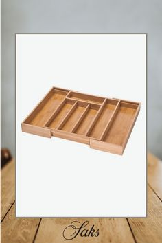 Westminster, Cutlery, Bamboo, Tray, Canning, Crafts, Products, Manualidades, Flatware