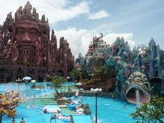 Top 15 Fascinating Places to Explore All Over The World First ever Buddhist amusement park in Vietnam
