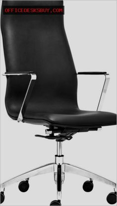 Zuo Herald Black High-Back Office Chair - http://officedesksbuy.com/zuo-herald-black-high-back-office-chair.html