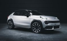 Lynk and Co 02 Crossover SUV 02