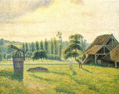 Find the latest shows, biography, and artworks for sale by Camille Pissarro. Often regarded as the first Impressionist, Camille Pissarro is known both for hi… Toulouse, Camille Pissarro Paintings, Guggenheim Bilbao, Gustave Courbet, Ville France, Paul Cezanne, Pointillism, Art Database, Edouard Manet