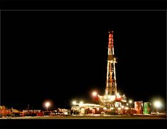 Night Shift In The Oilpatch - oilpro.com
