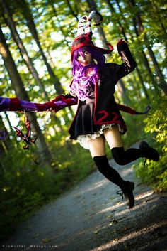 Lulu from League of Legends Cosplayed by Phoebe Look. Photographed by Joe Huang of ViewtifulDesign.com Source: ViewtifulDesign.com