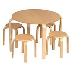 Aalto Knockoff Kids' Table