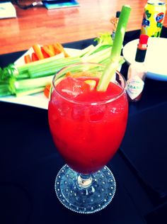 Bloody marry!   Made @ home
