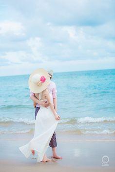 Ảnh cưới đẹp - Biển Hồ Tràm, Hồ Cốc (Lê Hà, Hữu Lực)