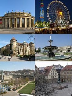 Stuttgart, Germany! One day I will get there as my Grandfather is from there and I am 50% german :)