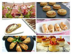 6 recetas de bocaditos deliciosos para picoteo | Cocinar en casa es facilisimo.com