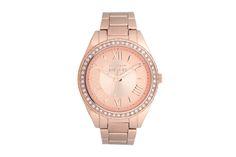 Venda Alexander Milton / 28423 / Mulher / Aço / Relógio de quartzo de aço Dourado rosa