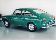 1969 VW Fastback ::: wish the keys to this baby were in my hands!