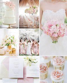 Pink and Gold WeddingInspiration - Sincerely, Jackie Blog - Sincerely, Jackie | Long Island Wedding Invitations | Letterpress, Foil Stamping and Engraving