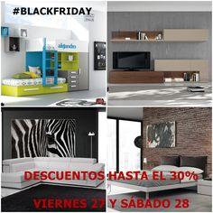 Mañana llega el #blackfriday y nosotros nos apuntamos con descuentos de hasta el 30% durante el VIERNES y SÁBADO. ¿Os lo vais a perder? #blackfridaymadrid #madrid #descuentos #mobiliario #mueblesaguado