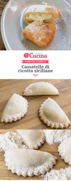 The Different Pastas in Italian Food Italian Bakery, Italian Pastries, Italian Desserts, Mini Desserts, Delicious Desserts, Italian Biscuits, Italian Cookies, Cookie Recipes, Dessert Recipes