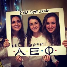 Bid day at Ohio State is always about phriends!