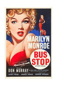 Marilyn Monroe (Films) Affiche sur AllPosters.fr