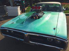 Muscle car #musclecar #retro