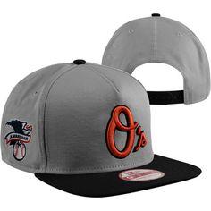 Baltimore Orioles MLB New Era Snapback Adjustable Hat #orioles #baltimore #mlb